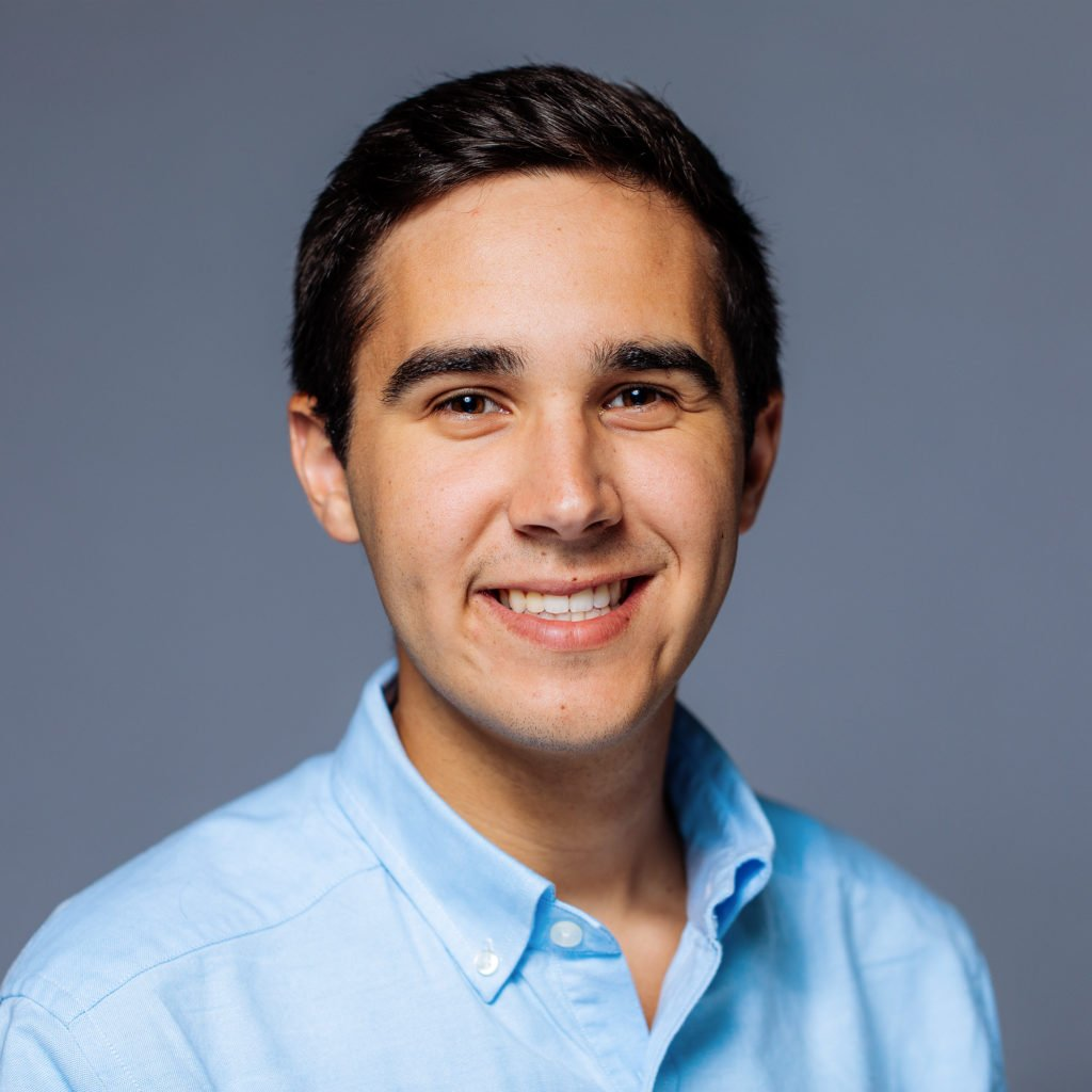 Jake Hamby Headshot - 2019 IMGE Summer Intern