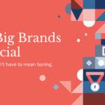 best brands on social
